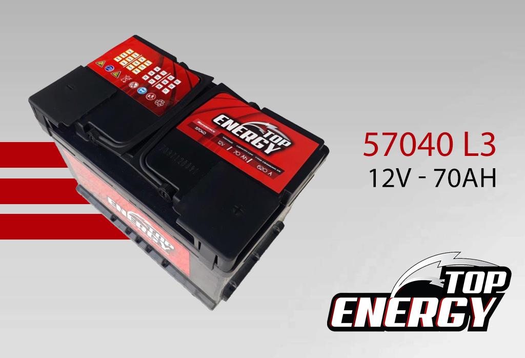 Batterie modèle 57040 L3 - AS DIST EUROPE