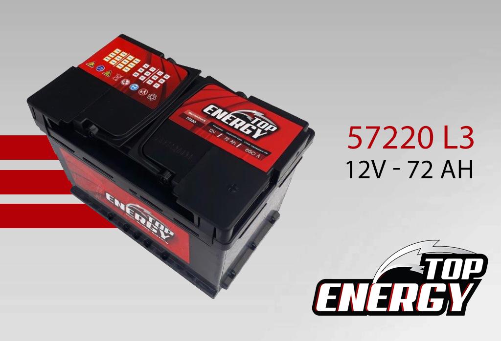 Batterie modèle 57220 L3 - AS DIST EUROPE