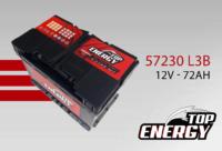 Batterie modèle 57230 L3B - AS DIST EUROPE