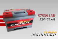 Batterie modèle 57539 L3B - AS DIST EUROPE