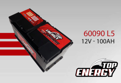 Batterie 60090 L5 - AS DIST EUROPE